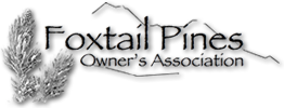 Foxtail Pines Owners Association